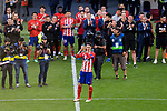 Fernando Torres of Atletico de Madrid (C) during his farewell ceremony of La Liga match between Atletico Madrid and Eibar at Wanda Metropolitano Stadium on May 20, 2018 in Madrid, Spain. Photo by Diego Souto / Power Sport Images