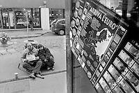 il 25 novembre 1998 a Milano, in corso Garibaldi, si tenne l'EURO DAY, prima giornata di avvicinamento all'entrata in vigore della moneta unica europea (1 gennaio 2002)