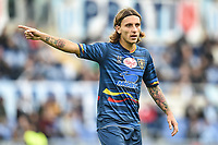 Jacopo Petriccione of Lecce<br /> Roma 10-11-2019 Stadio Olimpico <br /> Football Serie A 2019/2020 <br /> SS Lazio - Lecce<br /> Foto Antonietta Baldassarre / Insidefoto