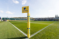 A general view of the Recreation Ground prior to the match. Aviva Premiership match, between Bath Rugby and Newcastle Falcons on September 23, 2017 at the Recreation Ground in Bath, England. Photo by: Patrick Khachfe / Onside Images