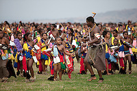 SWAZILAND: REED DANCE