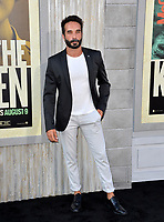 "LOS ANGELES, USA. August 06, 2019: Guido Massri at the premiere of ""The Kitchen"" at the TCL Chinese Theatre.<br /> Picture: Paul Smith/Featureflash"