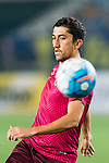 Shanghai FC Midfielder Akhmedov Odil on his warming up session for the AFC Champions League 2017 Round of 16 match between Jiangsu FC (CHN) vs Shanghai SIPG FC (CHN) at the Nanjing Olympic Stadium on 31 May 2017 in Nanjing, China. Photo by Marcio Rodrigo Machado / Power Sport Images
