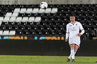 Pictured: Matthew Blake of Swansea. Tuesday 01 May 2018<br /> Re: Swansea U19 v Cardiff U19 FAW Youth Cup Final at the Liberty Stadium, Swansea, Wales, UK
