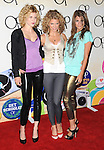 "AnnaLynne McCord & sisters at The ""OPen Campus"" OP Campaign Launch held at Mel's Diner in West Hollywood, California on July 07,2009                                                                   Copyright 2009 DVS / RockinExposures"