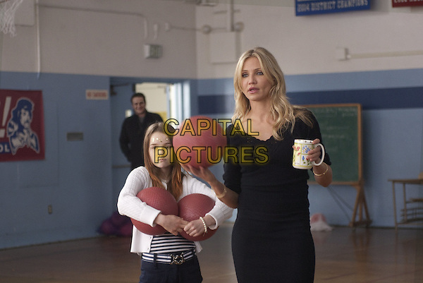 Cameron Diaz.in Bad Teacher.*Filmstill - Editorial Use Only*.CAP/PLF.Supplied by Capital Pictures.