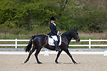 Class 2. Dressage. BD. Brook Farm Training Centre. Stapleford Abbotts. Essex. GBR. 05/04/2019. ~ MANDATORY Credit Elli Birch/Sportinpictures - NO UNAUTHORISED USE - 07837 394578