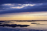 Arctic Ocean Dusk