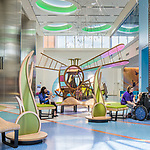 Dayton Children's Hospital Bed Tower