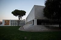 16.03.2020 - History & Architecture: Aula Bunker del Foro Italico, 42 Anniv. of Aldo Moro Kidnapping