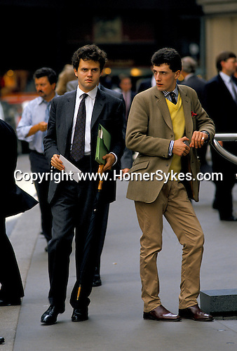 City of London  1990's<br />