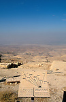 Jordan, the view West of Mount Nebo&amp;#xA;<br />