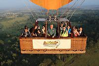 20160125 January 25 Hot Air Balloon Gold Coast
