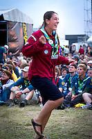 Party! Photo: Mikko Roininen / Scouterna