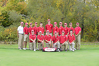 Prep Golf 2016- E. Bridgewater vs Bridgewater Raynham OCT 17