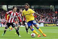 Brentford vs Wigan Athletic 02-05-15