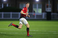 Ethan Hamilton of Manchester United U23's during Fulham Under-23 vs Manchester United Under-23, Premier League 2 Football at Motspur Park on 10th August 2018