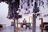 Milano 13-04-2013: esposizione al Super Studio durante il Salone del Mobile 2013..Milan: exposition at Super Studio during the Milan Design Week 2013