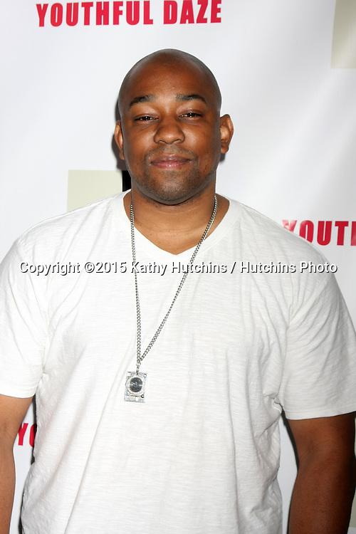 "LOS ANGELES - JUL 22:  Dennis White at the ""Youthful Daze"" Season 4 Premiere Party at the Bugatta Supper Club on July 22, 2015 in Los Angeles, CA"
