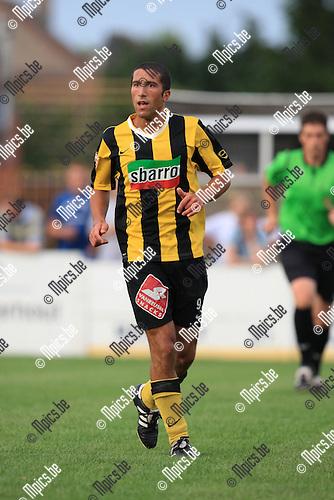 2010-06-21 / Voetbal / seizoen 2010-2011 / KFC Zwarte Leeuw / Nurulla Kocak..Foto: mpics