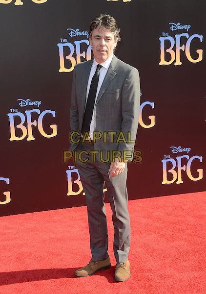 21 June 2016 - Hollywood. Jonathan Holmes. Arrivals for the Premiere Of Disney's &quot;The BFG&quot; held at El Capitan Theater. <br /> CAP/ADM/BT<br /> &copy;BT/ADM/Capital Pictures