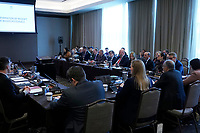 NASHVILLE, TN - FEBRUARY 14: Nashville, TN - Thursday February 14, 2020: U.S. Soccer's Annual General Meeting (AGM) at the Omni Hotel in Nashville, TN at Omni Hotel on February 14, 2020 in Nashville, Tennessee.