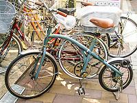 Comfort Bike in Ota, Japan 2014.