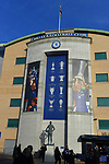 A general view of Stamford Bridge home of Chelsea FC before the start of the Premier League match at Stamford Bridge, London. Picture date: 30th November 2019. Picture credit should read: Robin Parker/Sportimage