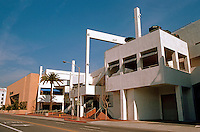 Santa Monica CA: Robinson's Dept. Store in style of Charles Moore.   Photo '82.