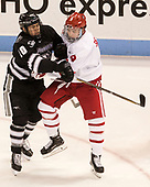 Scott Conway (PC - 10), Kieffer Bellows (BU - 9) - The Boston University Terriers tied the visiting Providence College Friars 2-2 on Saturday, December 3, 2016, at Agganis Arena in Boston, Massachusetts.