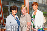 Linda Cotter, Siobhan Keane and Christine Hurley at 'The Voice' in Tralee in Fels Point Hotel on Saturday in aid of Recovery Haven