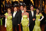 Laura and John Spalding, Mark and Debra Grierson and Richard and Jana Fant at the Socitey for the Performing Arts Gala at Jones Hall Saturday  March 29,2008.(Dave Rossman/For the Chronicle)