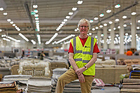 COPY BY TOM BEDFORD<br /> Pictured: Owner Bruce Robertson.<br /> Re: Trago Mills Mega Store, which opened its doors in Merthyr Tydfil, and is the largest store in Wales, UK. It is a &pound;65m investment creating 350 jobs in one of Britain's biggest unemployment blackspots