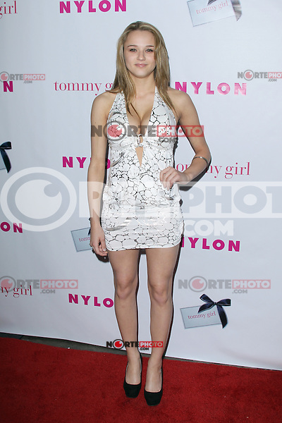 Haley King at the NYLON Magazine Annual May Young Hollywood Issue Party at Hollywood Roosevelt Hotel on May 9, 2012 in Hollywood, California. © mpi29/MediaPunch Inc.
