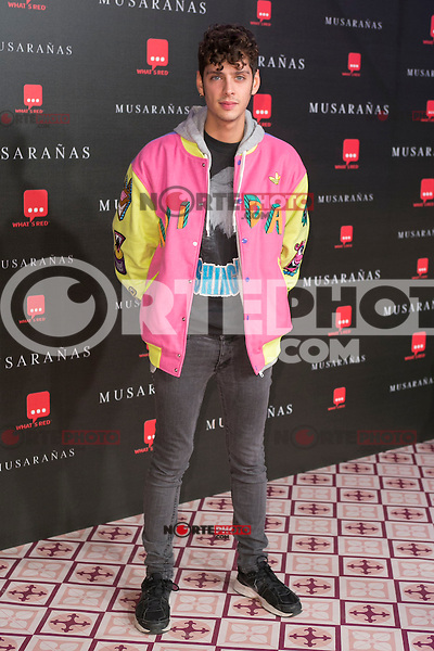 "Eduardo Casanova attend the Premiere of the movie ""Musaranas"" in Madrid, Spain. December 17, 2014. (ALTERPHOTOS/Carlos Dafonte) /NortePhoto /NortePhoto.com"