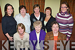 Last Night of Xmas - Enjoying their Little Christmas in Na Gael GAA Clubhouse on Sunday night were seated l-r: Pauline Fitzmaurice, Mary and Eileen Slattery. Standing l-r: Mary Lacey, Pat Boyle, Kathleen Dillane, Mary Carmody and Margaret Harrington..   Copyright Kerry's Eye 2008