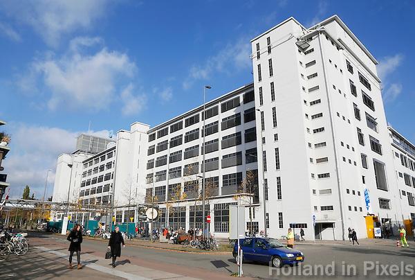 Nederland Eindhoven 2016 . DDW. Dutch Design Week. Strijp-S. Het Klokgebouw. Foto Berlinda van Dam / Hollandse Hoogte