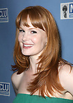 Kate Baldwin attending the 'Broadway Stands Up For Freedom' - The New York Civil Liberties Union Benefit Concert, NYU's Skirball Center in New York City on July 22, 2013
