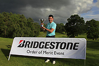 Peter McKeever (Castle) winner of the Connacht Stroke Play Championship 2019 at Portumna Golf Club, Portumna, Ireland. 09/06/19<br /> <br /> Picture: Thos Caffrey / Golffile<br /> <br /> All photos usage must carry mandatory copyright credit (© Golffile | Thos Caffrey)