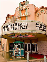 A- Port & Lindo Theaters, Newport Beach CA 5 12
