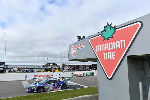 IMSA WeatherTech SportsCar Championship<br /> Mobil 1 SportsCar Grand Prix<br /> Canadian Tire Motorsport Park<br /> Bowmanville, ON CAN<br /> Saturday 8 July 2017<br /> 86, Acura, Acura NSX, GTD, Oswaldo Negri Jr., Jeff Segal<br /> World Copyright: Richard Dole/LAT Images<br /> ref: Digital Image DOLE_CTMP_17_001180