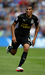 Isaac Hayden of Newcastle United during the premier league match at the John Smith's Stadium, Huddersfield. Picture date 20th August 2017. Picture credit should read: Simon Bellis/Sportimage