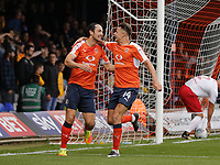 Luton Town v Newport County - 30.09.2017