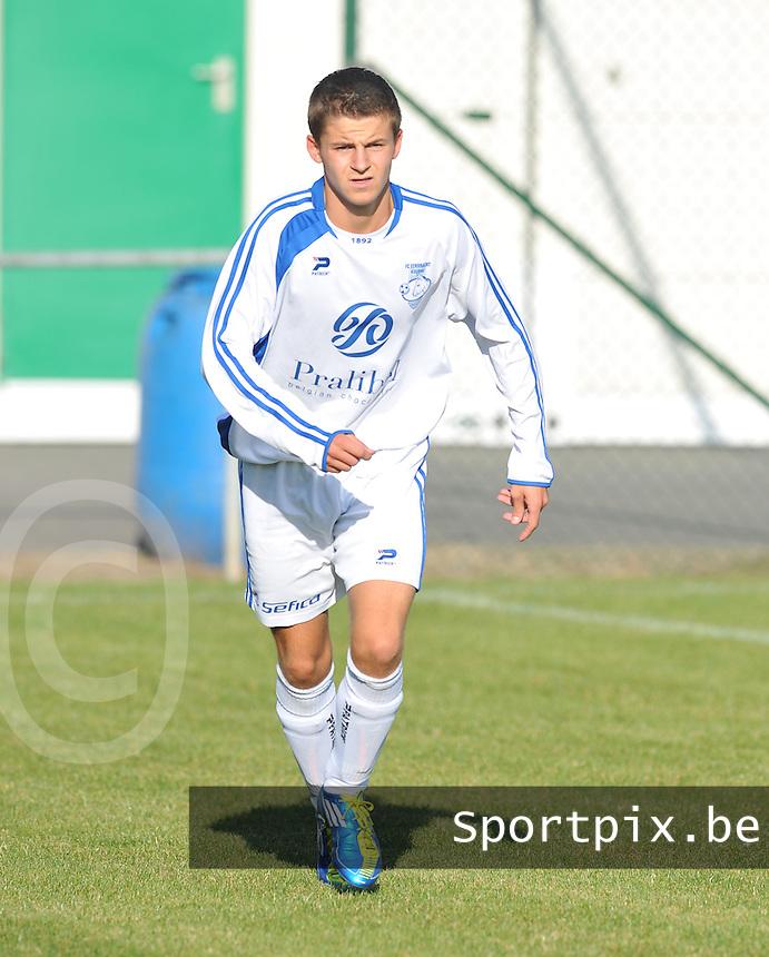 FC Eendracht Kuurne : Preben Neirijnck.foto VDB / BART VANDENBROUCKE