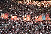 Rio de Janeiro (RJ), 08/02/2020 -Flamengo-Madureira - Jogadores do Flamengo,durante partida contra o Madureira,valida pela 6ª rodada da Taca Guanabara 2020, realizada no Estadio Jornalista Mario Filho (Maracana), na zona norte do Rio de Janeiro,neste sabado (08). (Foto: Alexandre Durao/Codigo 19/Codigo 19)