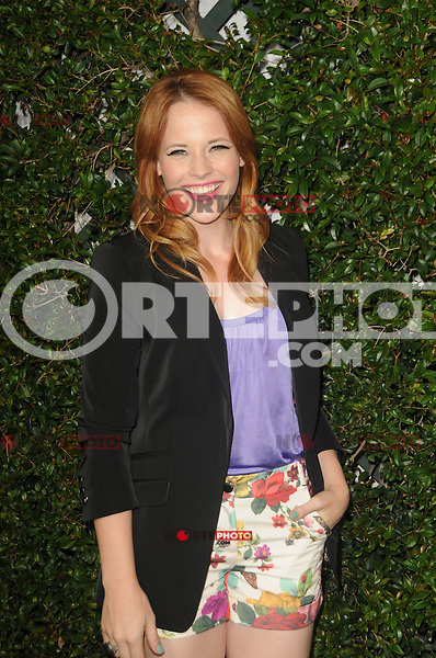 Katie Leclerc at the ABC Family West Coast Upfronts party at The Sayers Club on May 1, 2012 in Hollywood, California. © mpi35/MediaPunch Inc.