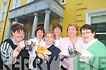 TIME FOR COFFEE: Members of the Chernobyl Children's Fund Tralee and District will be holding a coffee morning on Thursday the 26th of April.in the Imperial Hotel, Tralee. From front l-r were: Joan Griffin, Olive Sheehan and Mary O'Keeffe. Back l-r were: Marie O'Connor, Siobhan Clear,.Mary Dolan,