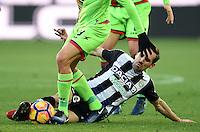 2016/12/18 Udinese vs Crotone