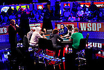 ESPN Main Feature Table on Day 8