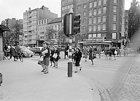 Leien in Antwerpen.